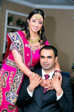 Sandeep and Karanpreet